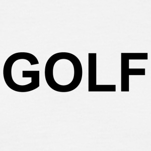 Golf wang tee - Men's T-Shirt