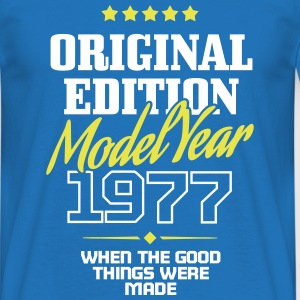 Original Edition Model Year 1977 T-Shirts - Men's T-Shirt