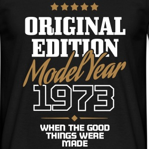 Original Edition Model Year 1973 Tee shirts - T-shirt Homme