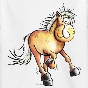 Flotter Haflinger T-Shirts - Teenager T-Shirt