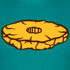 pineapple slice half cut half Eat Well T-Shirts - Men's T-Shirt