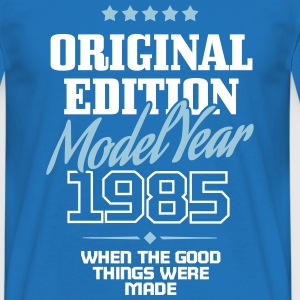 Original Edition Model Year 1985 Camisetas - Camiseta hombre