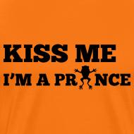 Ontwerp ~ Kiss me, I'm a prince