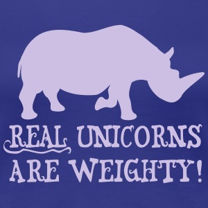 Fat unicorns T-Shirts - Women's Premium T-Shirt