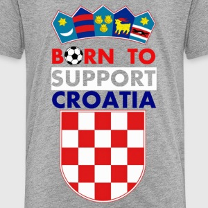 Support Croatia - Kinder Premium T-Shirt
