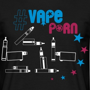 #VapePorn T-Shirt - T-skjorte for menn