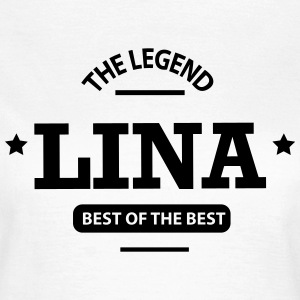 lina T-Shirts - Frauen T-Shirt