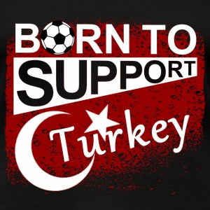 Support Turkey  - Vrouwen Premium T-shirt