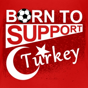 Support Turkey  - Teenager Premium T-shirt