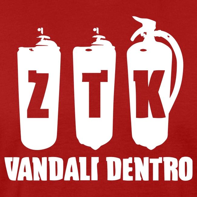 ZTK Spray-Extinguisher Orgnanic T-Shirt