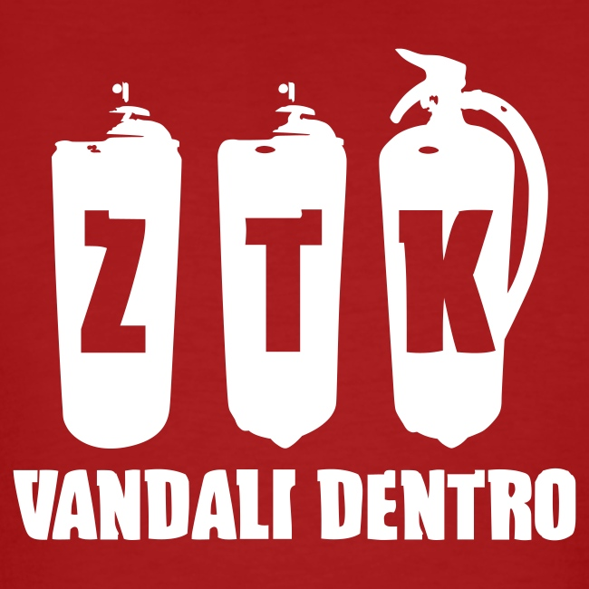 ZTK Spray-Extinguisher Orgnanic T-Shirt