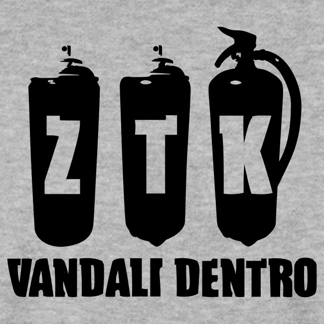 ZTK Spray-Extinguisher Classic Sweatshirt