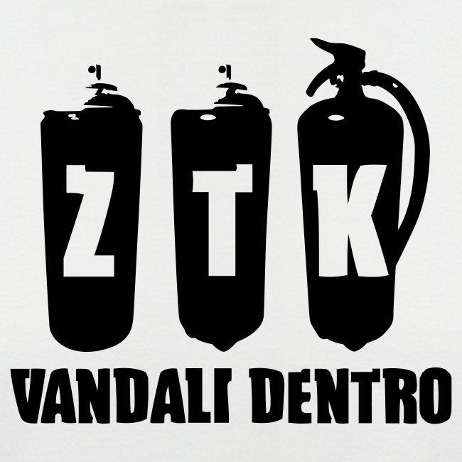 ZTK Baseball T-Shirt