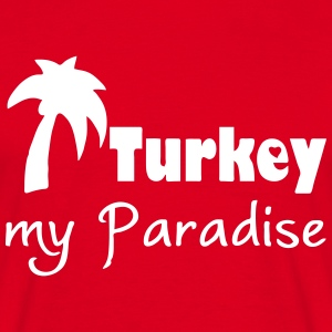 Turkey Paradise - Men's T-Shirt