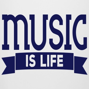 music is life Mokken & toebehoor - Bierpul