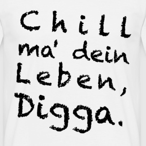 suchbegriff 39 digga aller 39 t shirts online bestellen spreadshirt. Black Bedroom Furniture Sets. Home Design Ideas