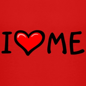 I LOVE ME T-Shirts - Teenager Premium T-Shirt
