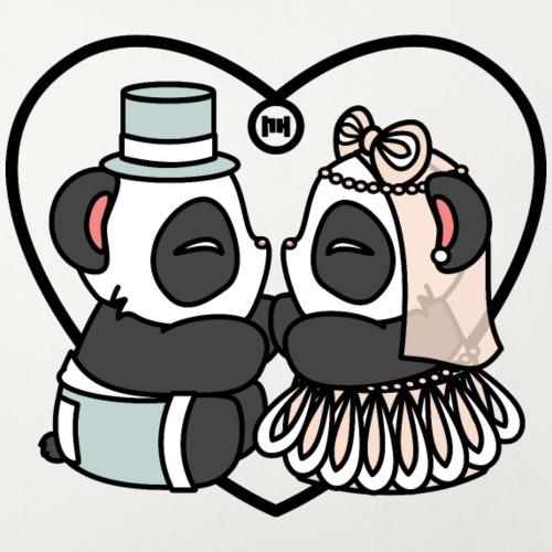 Little Panda Wedding