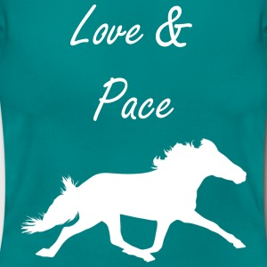 Love&Pace - Frauen T-Shirt