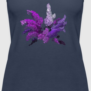 Lilac Tops - Women's Premium Tank Top