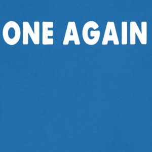 One again  Tee shirts - T-shirt Homme col V