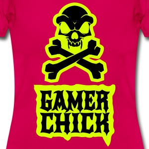 GAMER CHICK 4 T-Shirts - Women's T-Shirt