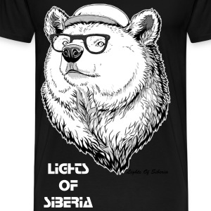 Lights Of Siberia T-Shirts - Men's Premium T-Shirt
