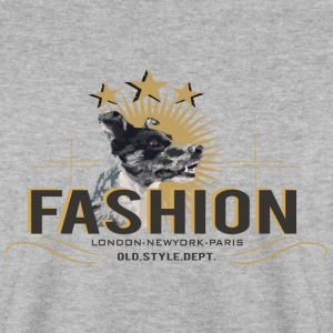 fashion-dog-oldstyle Sweatshirts - Herre sweater