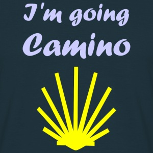 Going Camino T-Shirts - Men's T-Shirt
