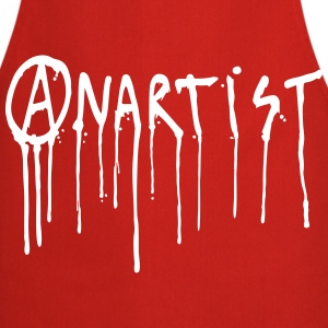 ANARTIST = ANARCHIE + ART - Tablier de cuisine