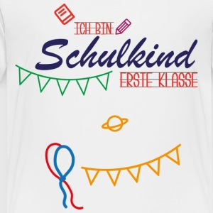 Schulanfang T-Shirts - Teenager Premium T-Shirt