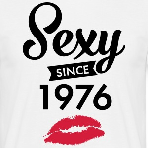 Sexy Since 1976 Tee shirts - T-shirt Homme