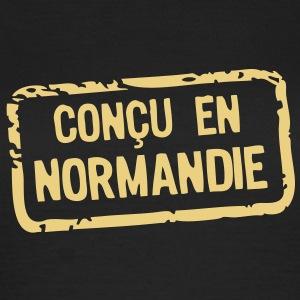 concu etiquette normandie