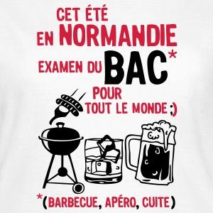 bac normandie  barbecue apero cuite biere