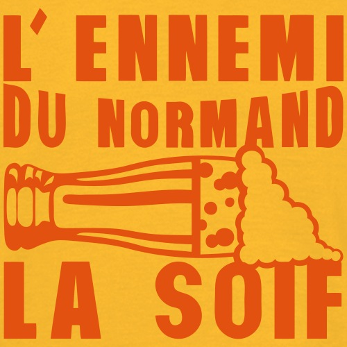 normand ennemi soif biere alcool  humour