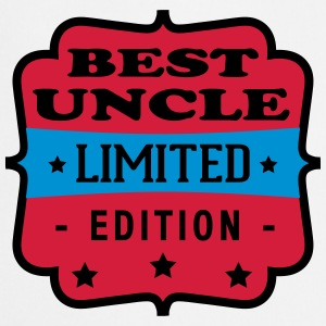 Best uncle limited edition  Aprons - Cooking Apron