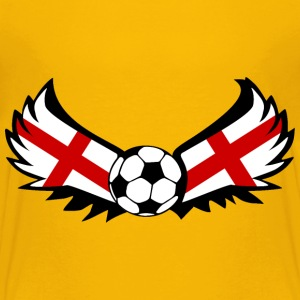 England football - Teenage Premium T-Shirt