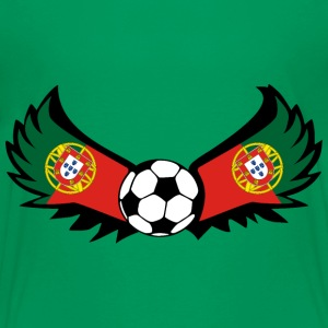 Football Portugal - T-shirt Premium Ado