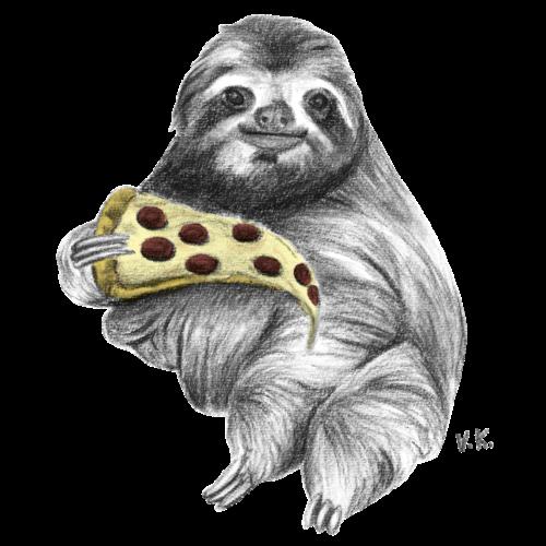Slot Eating Pizza