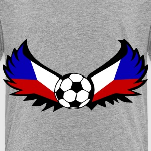 Czech Republic football - Kids' Premium T-Shirt