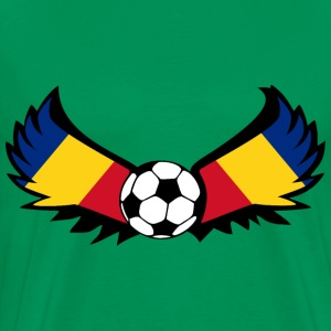 Soccer Romania - Men's Premium T-Shirt