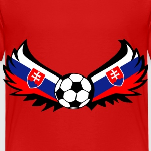 Football Slovaquie - T-shirt Premium Enfant