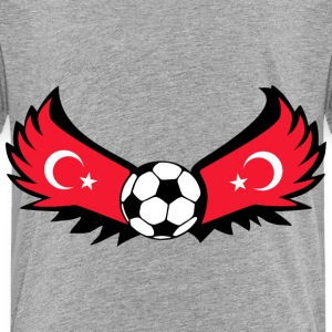 Soccer Turkey - Kids' Premium T-Shirt
