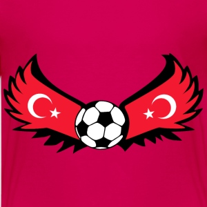 Football Turquie - T-shirt Premium Ado