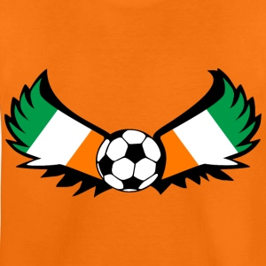 Football Irlande - T-shirt Premium Ado