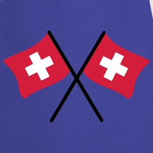 Swiss flag - Cooking Apron