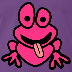 Frog tongue - Men's Premium T-Shirt