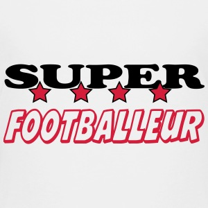Super footballeur Shirts - Teenager Premium T-shirt
