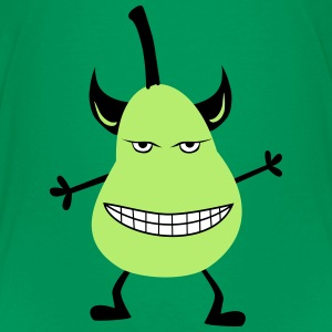 devil pear - Teenage Premium T-Shirt