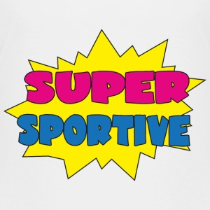 Super sportive Shirts - Teenager Premium T-shirt